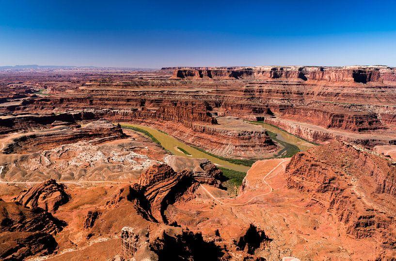 Dead Horse Point, Utah Amerika van Inge van den Brande
