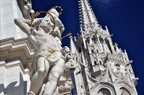 Kerk in Boedapest van