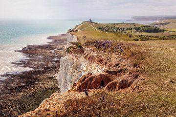Beachy Head van Rob Boon