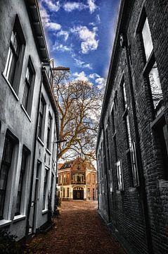 street van Wim de Vos