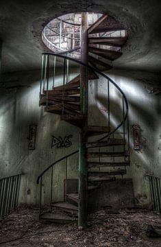 stairway to ... van Richard Driessen