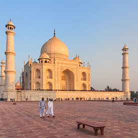 Taj Mahal in Indien von Jan Schuler