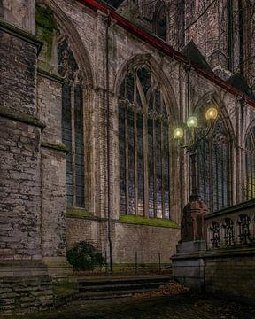 Sint Michielskerk - Gent van Bart Hendrix
