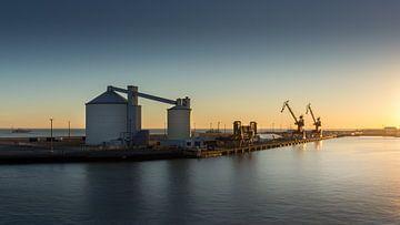 Sunrise At Calais van Ronald Smeets Photography