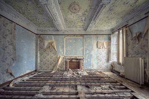Urbex - Klooster kamer