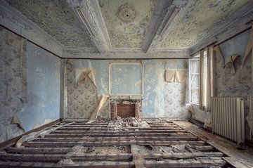 Urbex - Klooster kamer van Angelique Brunas