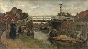 De brug, Jacob Maris