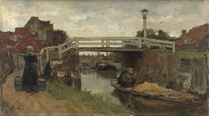 The Bridge, Jacob Maris von Meesterlijcke Meesters