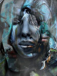Es geht nur um sie -2 von Kirsti's Kunst