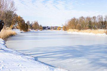 Sneeuw en ijs van Stefanie Wouters-Kersten