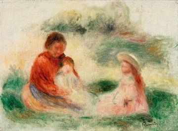 Renoir, Die junge Familie (1902-1903)