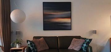 Klantfoto: Lichtspel in abstractie van Martijn van Huffelen