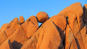 Jumbo Rocks in Joshua Tree NP, USA
