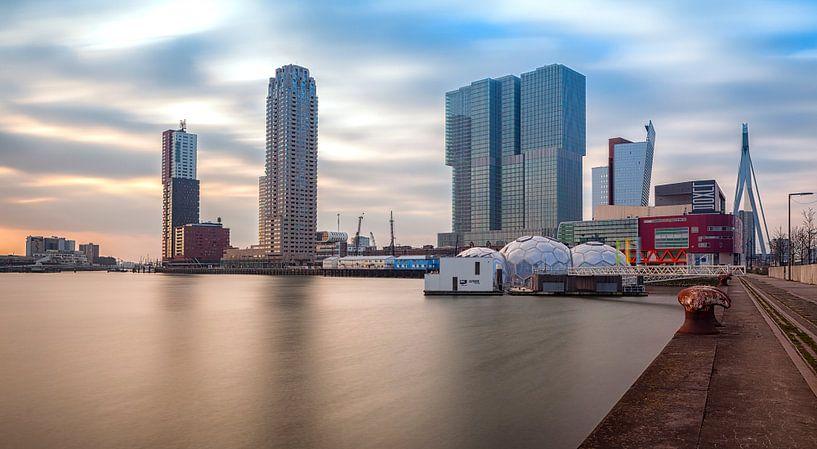 Rijnhaven (Nieuwe Luxor) Rotterdam van Rob van der Teen