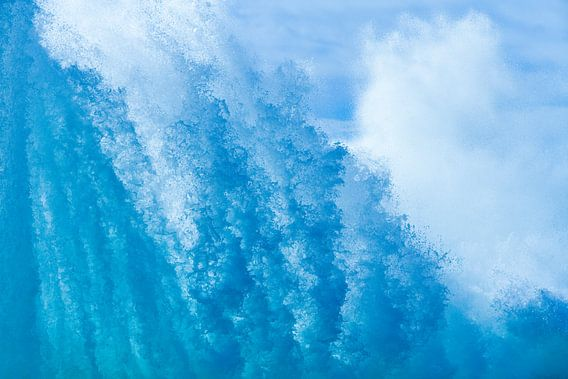Blue Wave van Hennnie Keeris