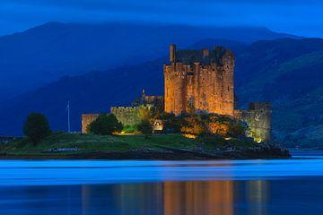 Eilean Donan Castle - Schottland von Henk Meijer Photography