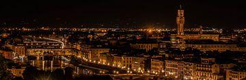 Florenz - Ponte Vecchio von Jan-Willem Kokhuis