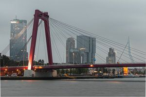 Rotterdam Willemsbrug (67157) van