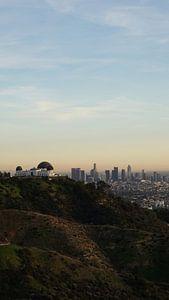 Griffith-Observatorium, Los Angeles, USA