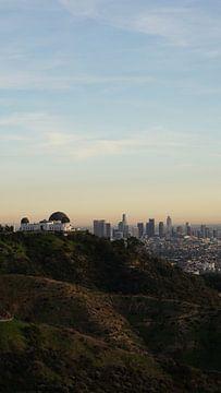 Griffith-Observatorium, Los Angeles, USA von Joost Jongeneel