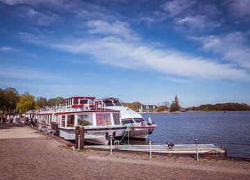Hafen von Röbel/Müritz an der Mecklenburgische Seenplatte von Animaflora PicsStock