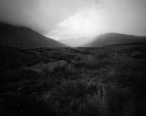 The fields of Bealach a Mhaim, Isle of Skye