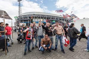 Feyenoord Kampioen 5