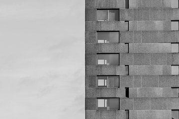 Immeuble de bureaux sur Joost de Groot
