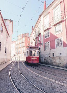 Straßenbahn Lissabon von Studio Stiep