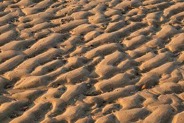 Diagnaal zand von Peter Heins