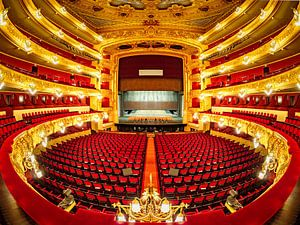 Gran Teatre del Liceu van Roy Poots