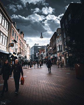 de stad die langzaam weer tot leven komt van Sabine Brederode Photography