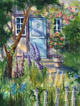 Bauerngarten von Jitka Krause