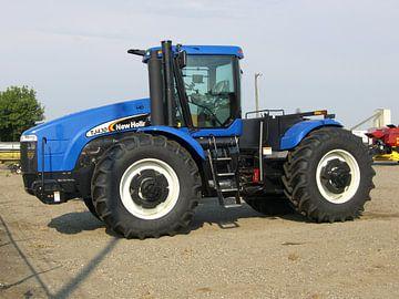 New Holland TJ430 van Wilbert Van Veldhuizen