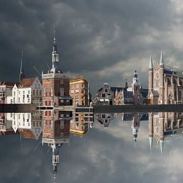 Alkmaar (compilatie) van Jan Siebring