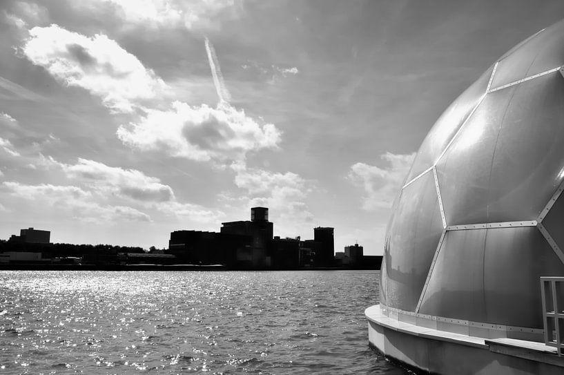 Drijvend Paviljoen Rotterdam van Alice Sies