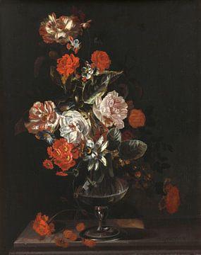 Stillleben mit Blumen, Jacob Campo Weyerman