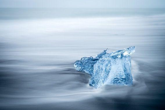 Jökulsárlón Ice Lagoon van Edwin van Wijk