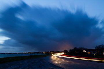 Approaching Storm von Robert Kersbergen