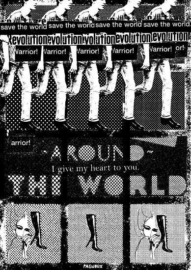 Around the W