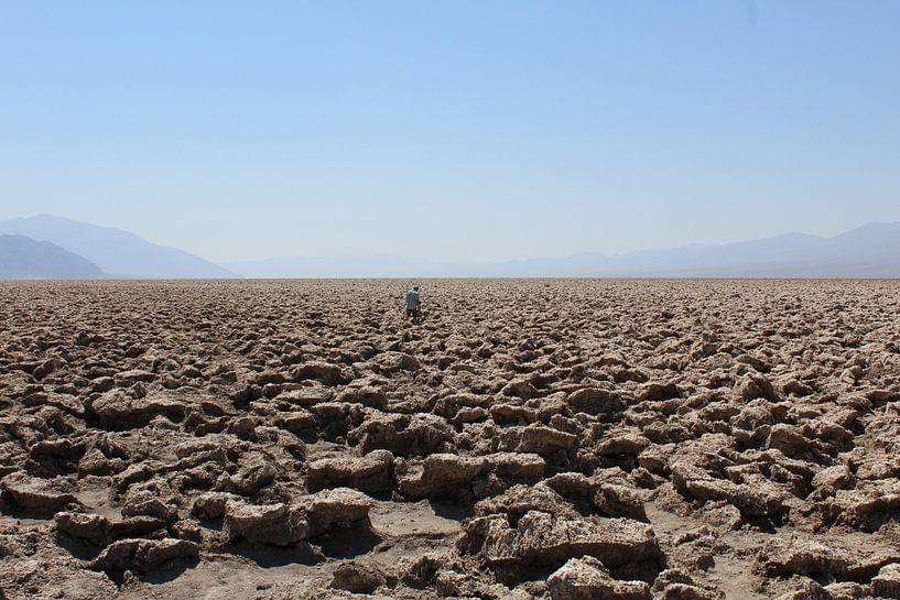 Death Valley Nationaal Park Verenigde Staten van Berg Photostore