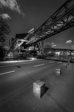 Robert-Daum-Platz Wuppertal von Jens Korte