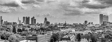 Rotterdamer Skyline-Panorama von Patrick Herzberg