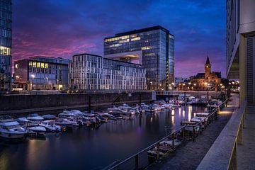 Rheinauhafen - Keulen van Jens Korte