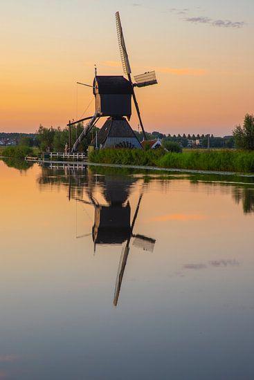De Molens van Kinderdijk, Nederland