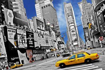 Times Square - New York van Marcel Schauer