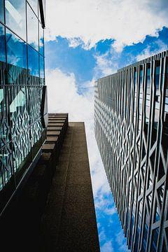 Wolkenkratzer von Katja • W