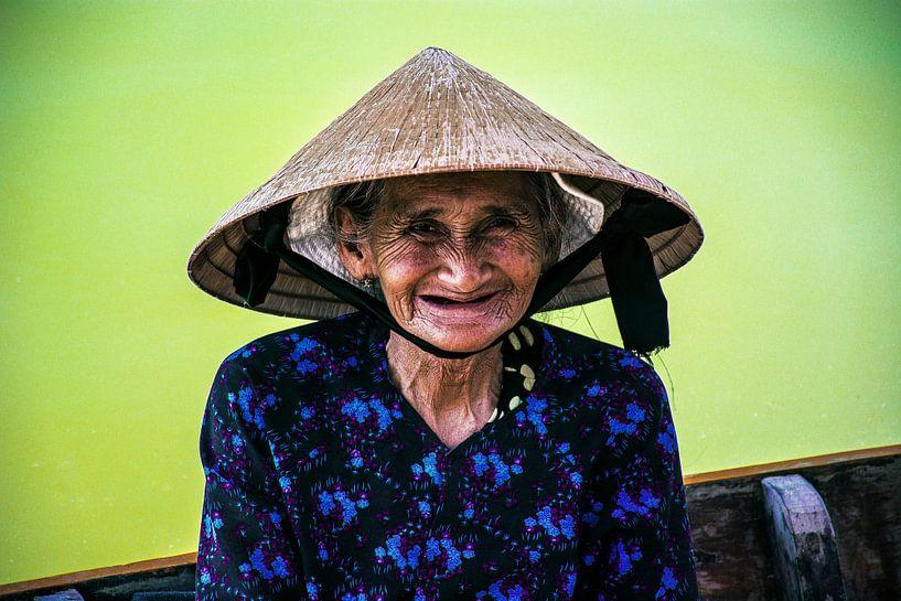 The Smiling Face of Vietnam van Godelieve Luijk