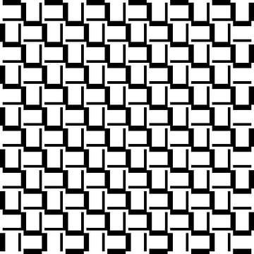 Permutation | ID=09 | V=44-01-1 | 1:1 | 12x12 von Gerhard Haberern