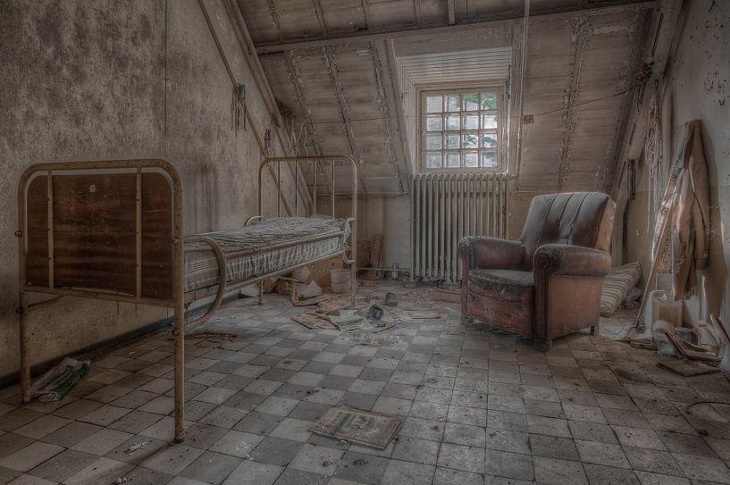 Mental institution von Hettie Planckaert